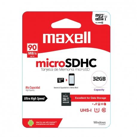 CARTÃO DE MEMÓRIA MICRO SD 32GB CL10