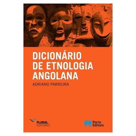 LIVRO DICIONÁRIO DE ETNOLOGIA ANGOLANA