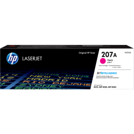 TO HP 207A MAGENTA LJ PRO M283 (1,250 PAG)