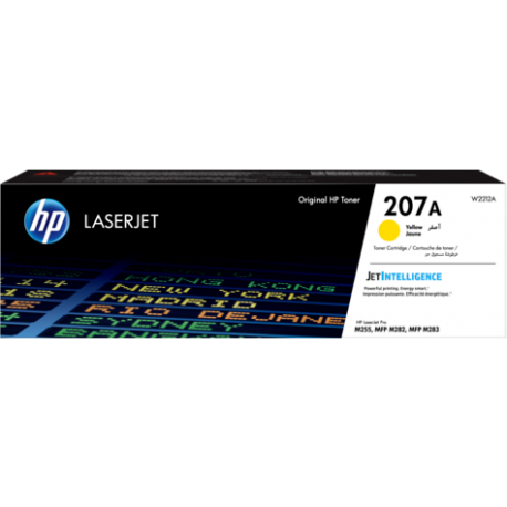 TO HP 207A AMARELO LJ PRO M283 (1,250 PAG)