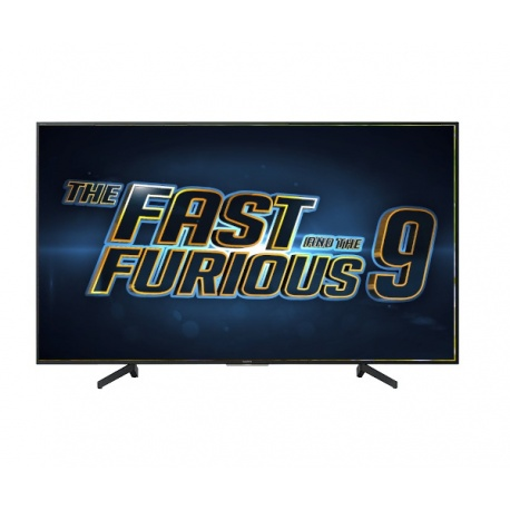 """TV 65"""" X8000G 4K ANDROID BT"""