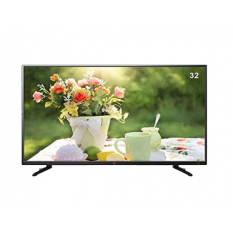 "TV 32"" LED HD HDMI USB HYPER REAL ENGINE"