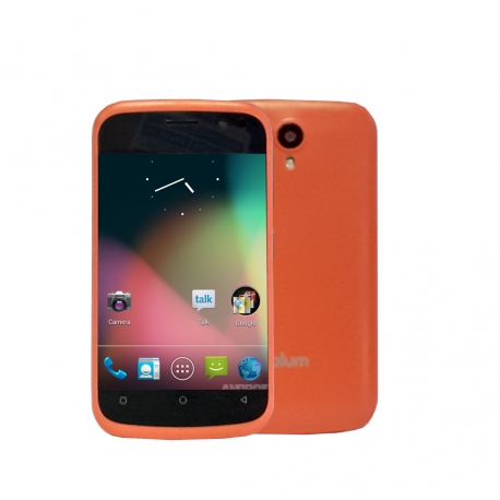 SMARTPHONE PLUM TRIGGER PRO MAX 4GB DUAL SIM LARANJA