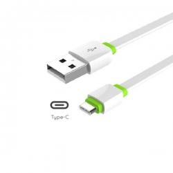 CABO USB PARA USB-C BRANCO