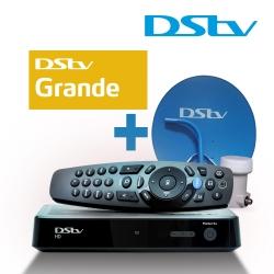 DESCODIFICADOR HD + DSTV GRANDE