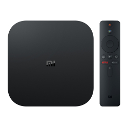 TV BOX MI S ANDROID 4K HDR