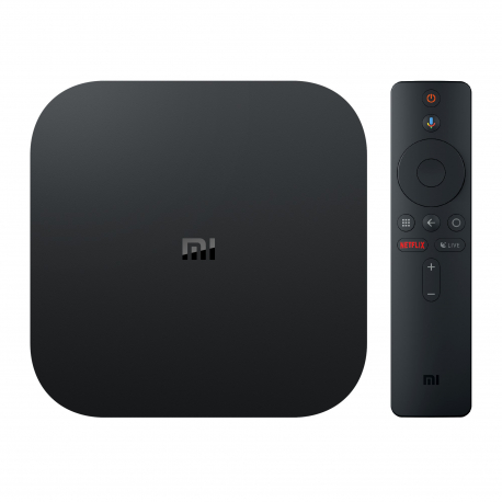 TV BOX XIAOMI MI S ANDROID 4K HDR