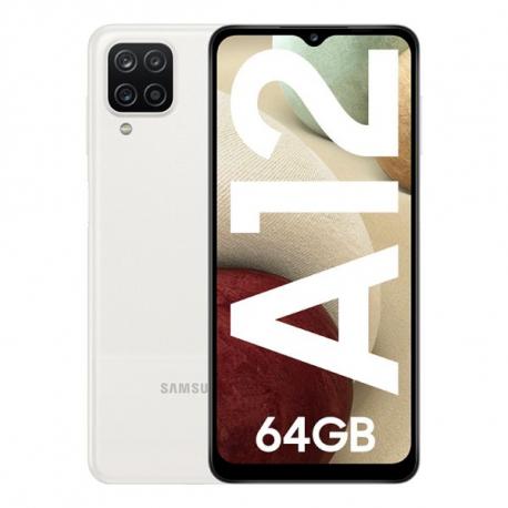 SMARTPHONE SAMSUNG A12 4GB 64GB BRANCO