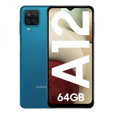 SMARTPHONE A12 4GB 64GB AZUL