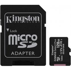 CARTÃO DE MEMÓRIA MICRO SD 128GB CL10 SDXC 100R C/ADAPTADOR