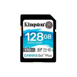 CARTÃO DE MEMÓRIA SD 128GB CL10 170R GO! PLUS