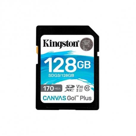 MOD SD CARD 128GB CL10 KINGSTON 170R GO! PLUS