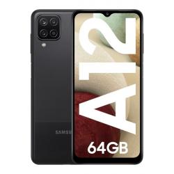 SMARTPHONE GALAXY A12 4GB 64GB PRETO