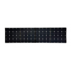 PAINEL SOLAR 200W DOBRÁVEL CONECTOR ANDERSON