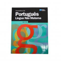 GRAMÁTICA DE PORTUGUÊS LÍNGUA NÃO MATERNA