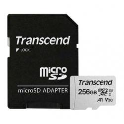 CARTÃO DE MEMÓRIA MICRO SD 256GB UHS-IU COM ADAPTADOR