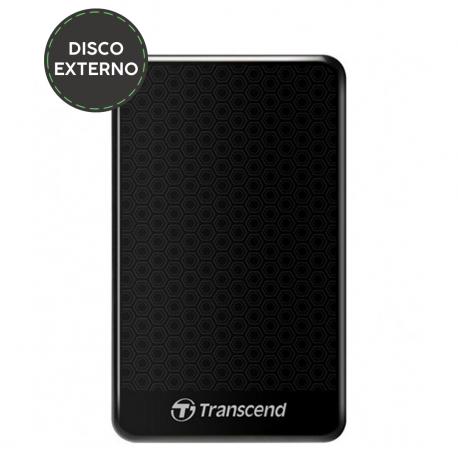 DISCO EXTERNO 2.5' 2000 GB A3 BLACK