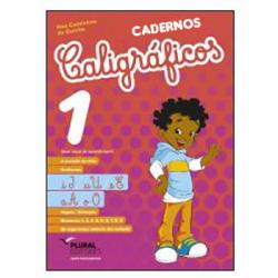 CADERNOS CALIGRÁFICOS 1 - NÍVEL INICIAL DE APRENDIZAGEM