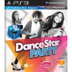 JOGO PS3 'DANCESTAR PARTY'