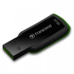 PEN DRIVE 16GB TRANSCEND 360