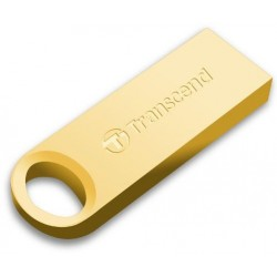 PEN DRIVE 64GB TRANSCEND 520G GOLD PLAT