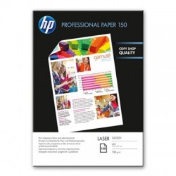 PAPEL FOTO HP CG965A PROFESSIONAL GLOSSY A4