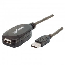 CABO USB EXT 2.0 10 MT A/A BOX