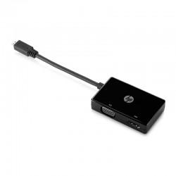 ADAPT HP HDMI MICRO TO HDMI/VGA