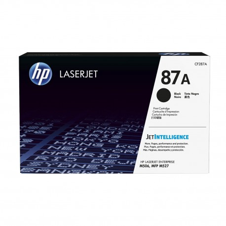 TO HP CF287A * M500 SERIES