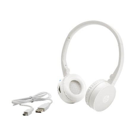 HS HP H7000 WHITE WIRELESS STEREO
