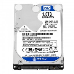 DISCO INTERNO 2.5' 1TB WD BLUE SATA 6G/S 540RPM