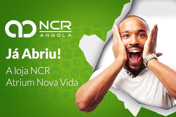 NCR Atrium Nova Vida - Já abriu!