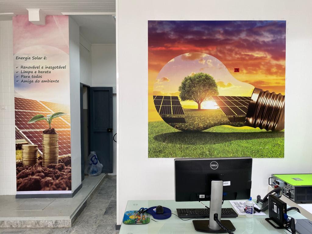 Loja NCR Energias Renováveis